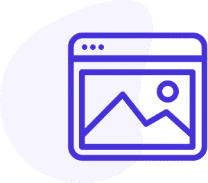 Icône pour le web design